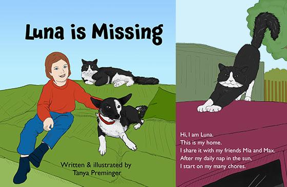 Luna is Missing