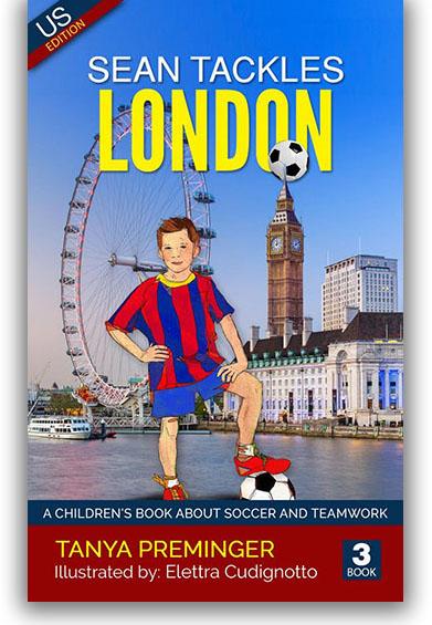 Sean Tackles London