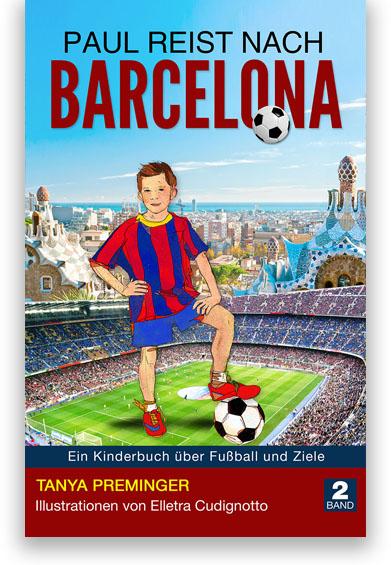Paul reist nach Barcelona
