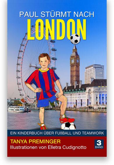 Paul stürmt nach London