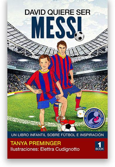 David quiere ser Messi