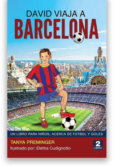David Viaja a Barcelona
