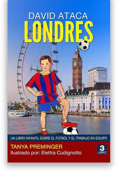 David ataca Londres
