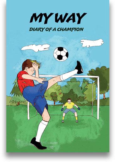 soccer journals for boys